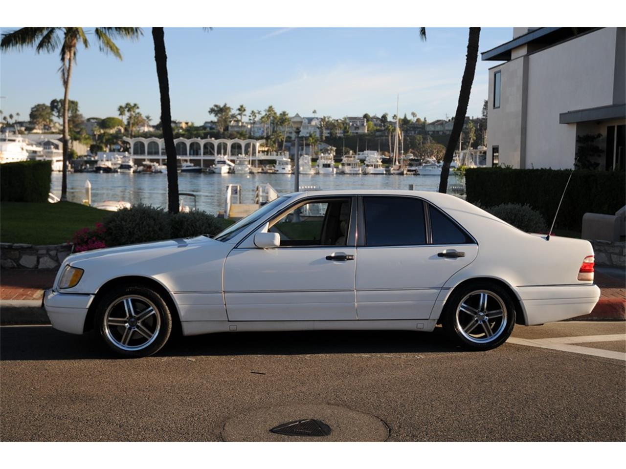 Large Picture of 1999 Mercedes-Benz S320 located in Costa Mesa California Offered by Star European Inc. - OUD9