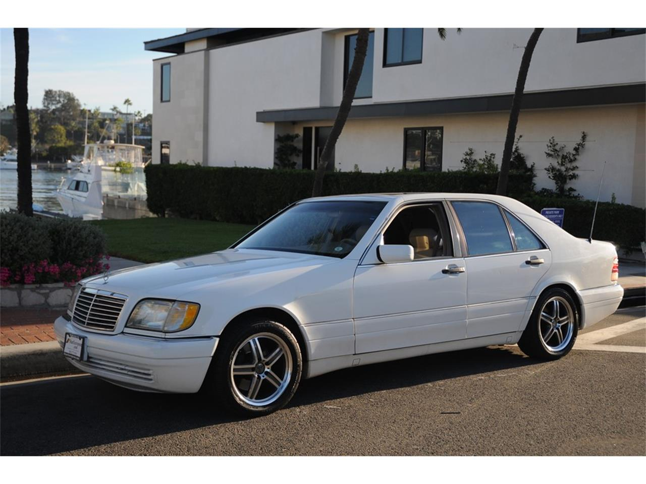 Large Picture of 1999 Mercedes-Benz S320 located in Costa Mesa California - $3,990.00 Offered by Star European Inc. - OUD9