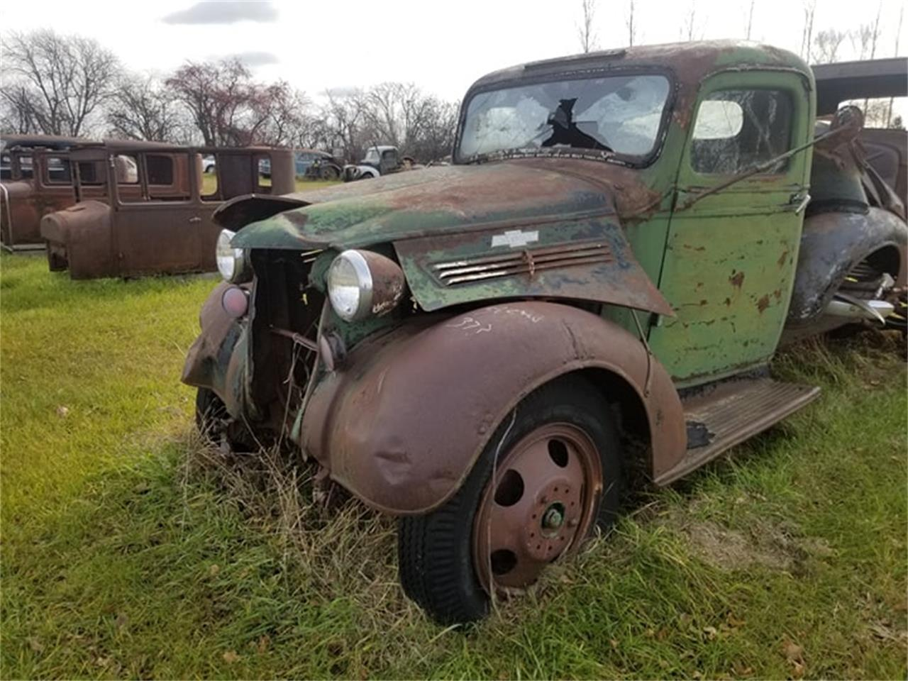 Large Picture of Classic 1938 1 Ton Truck - $1,950.00 Offered by Backyard Classics - OUDE