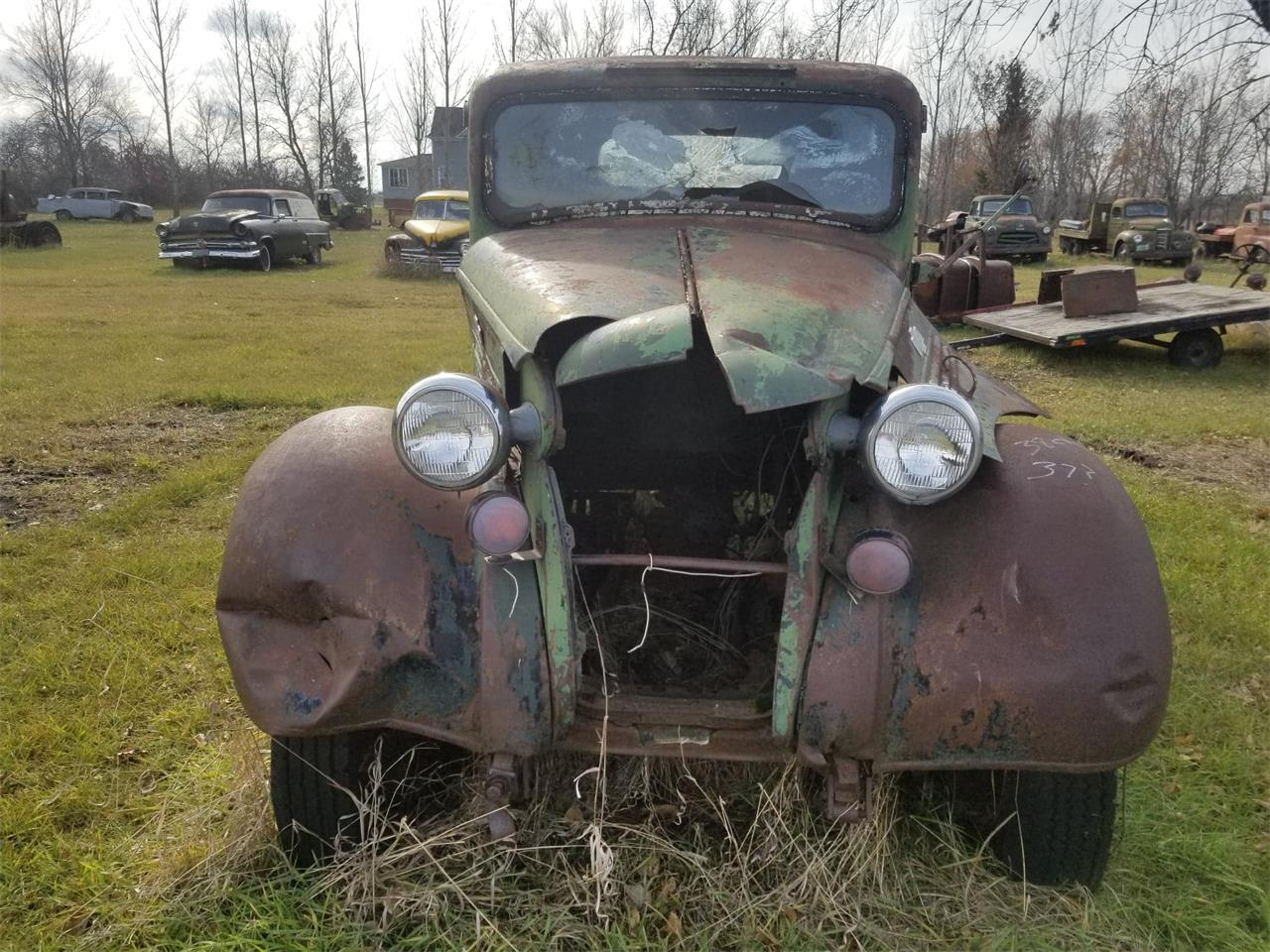 Large Picture of '38 Chevrolet 1 Ton Truck located in Thief River Falls Minnesota - OUDE
