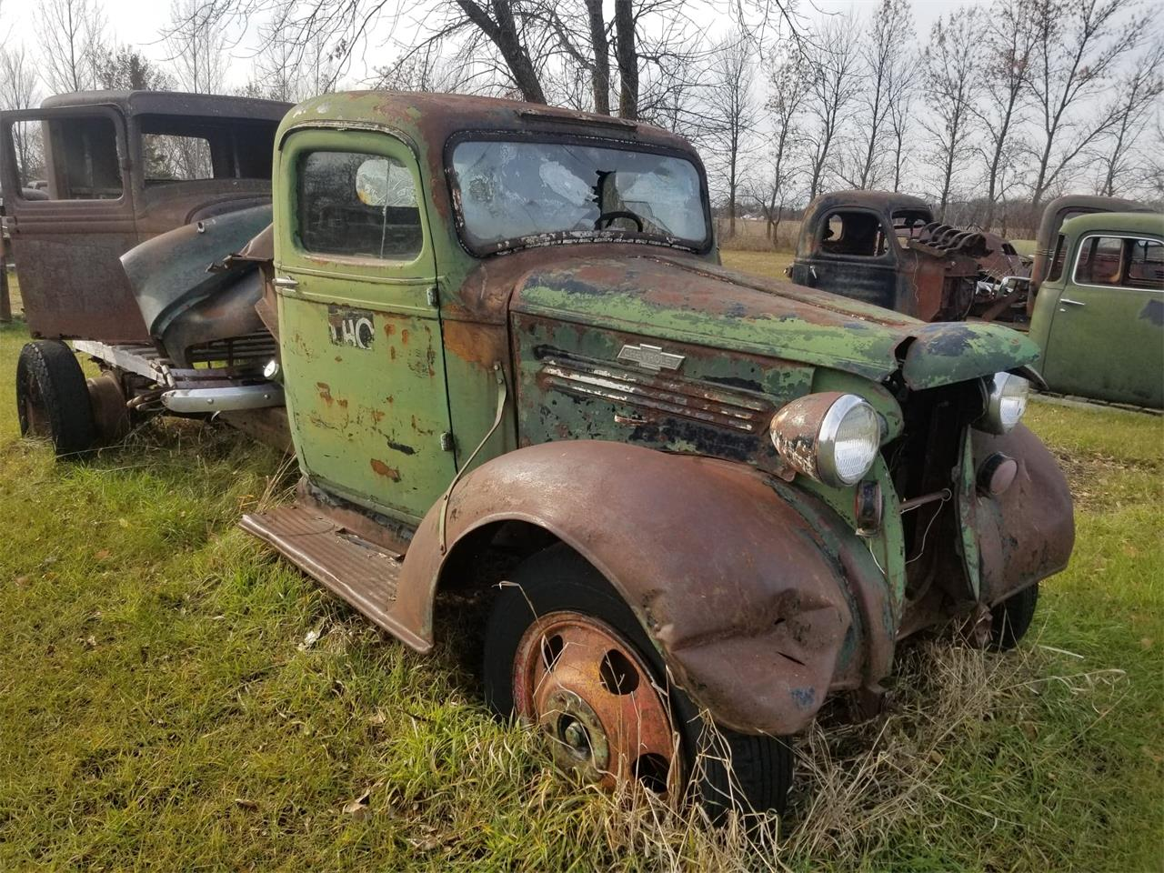 Large Picture of Classic '38 Chevrolet 1 Ton Truck located in Minnesota - $1,950.00 - OUDE