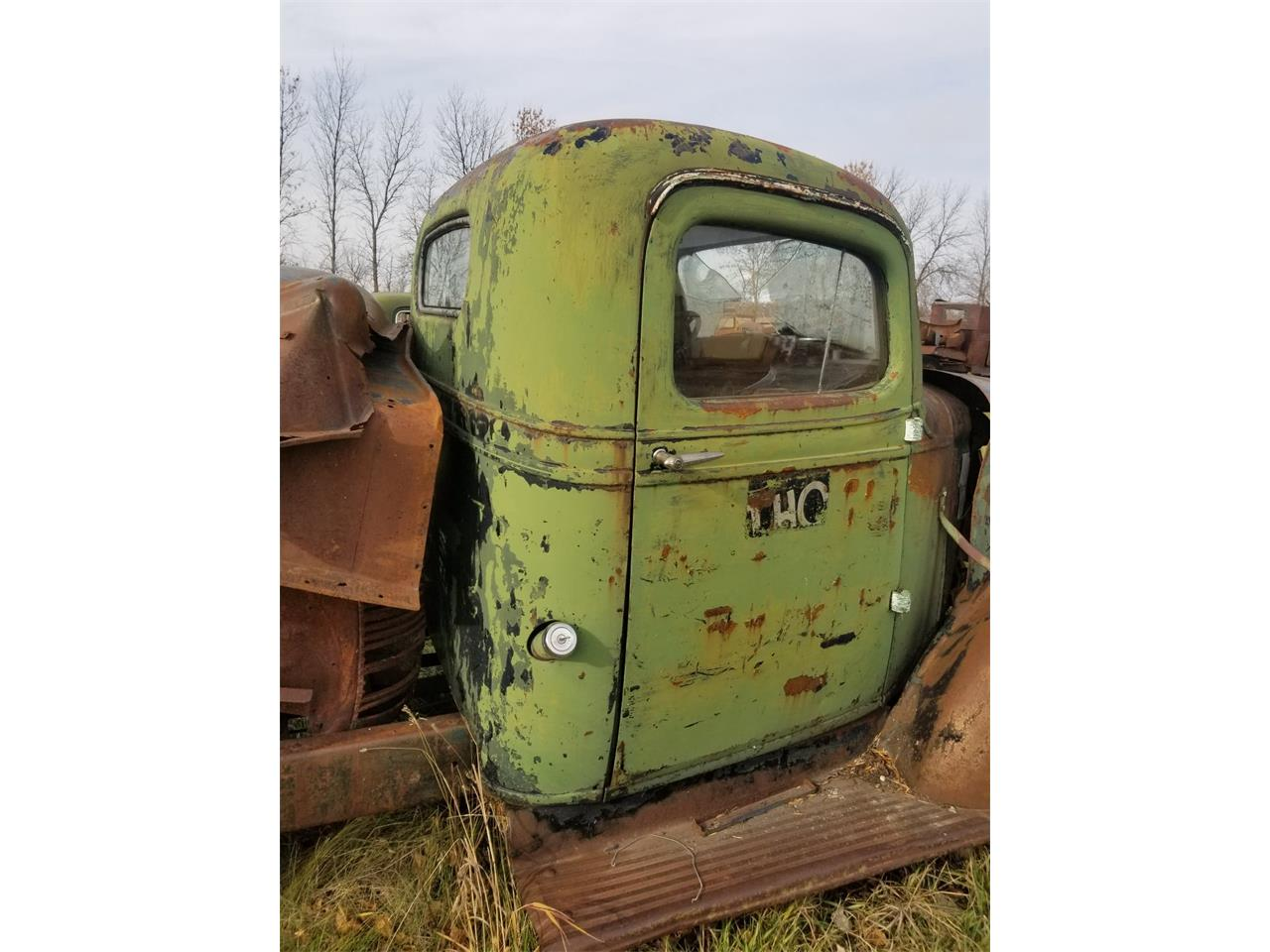 Large Picture of Classic 1938 Chevrolet 1 Ton Truck - $1,950.00 Offered by Backyard Classics - OUDE