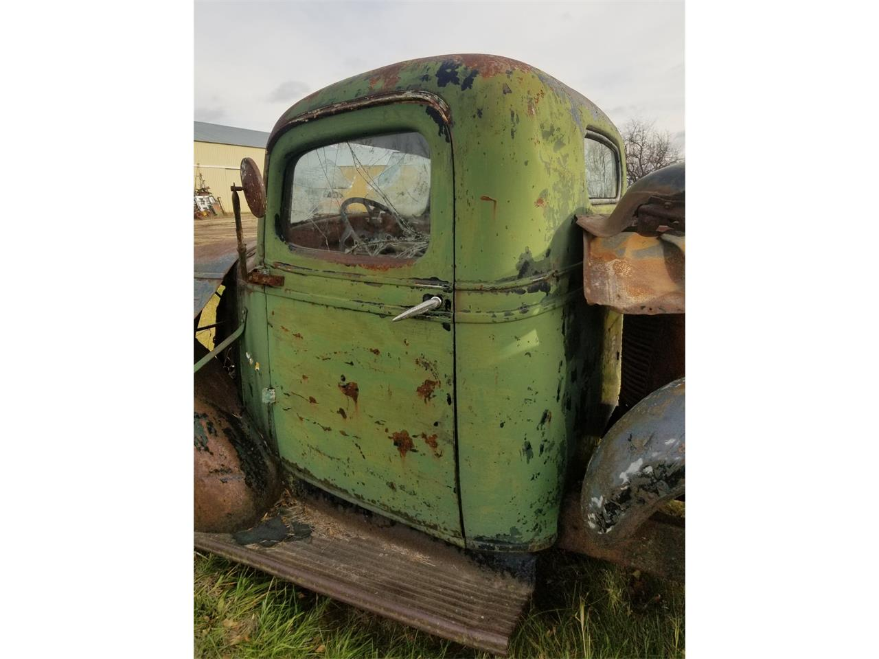 Large Picture of 1938 1 Ton Truck Offered by Backyard Classics - OUDE