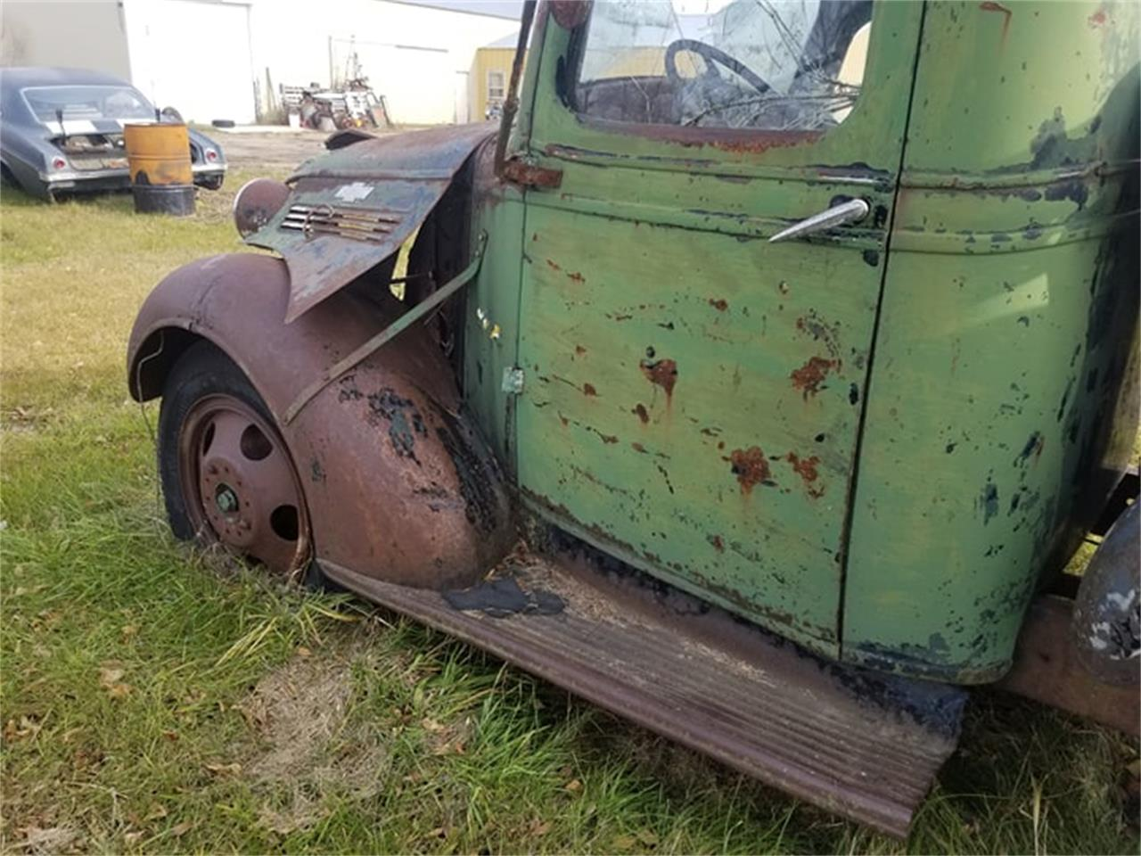 Large Picture of Classic 1938 1 Ton Truck located in Thief River Falls Minnesota Offered by Backyard Classics - OUDE