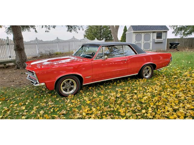 Picture of Classic 1965 Pontiac GTO - $73,800.00 - OUDJ
