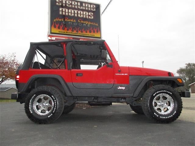 Picture of '97 Wrangler - OUDQ