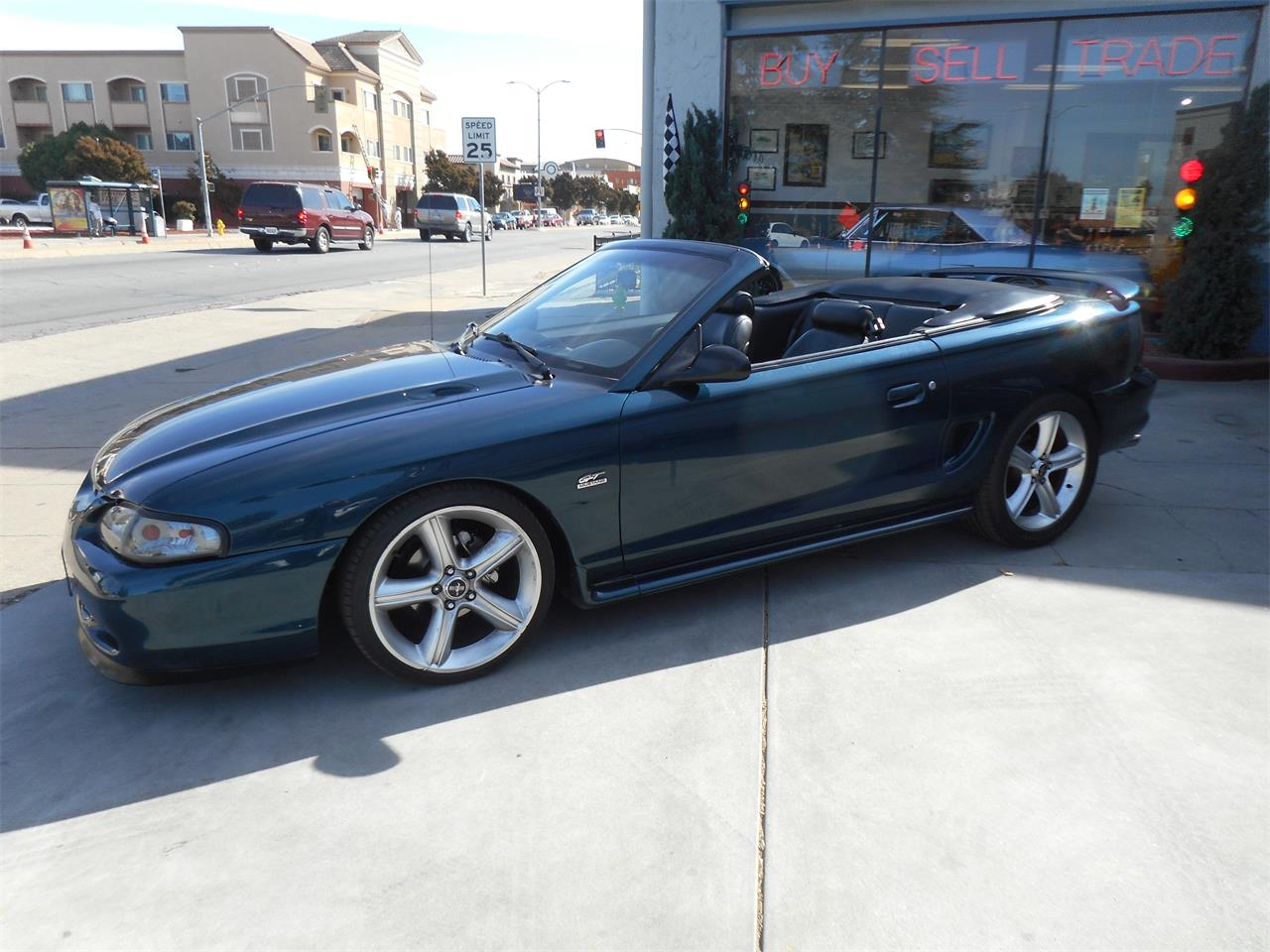 For sale 1995 ford mustang in gilroy california