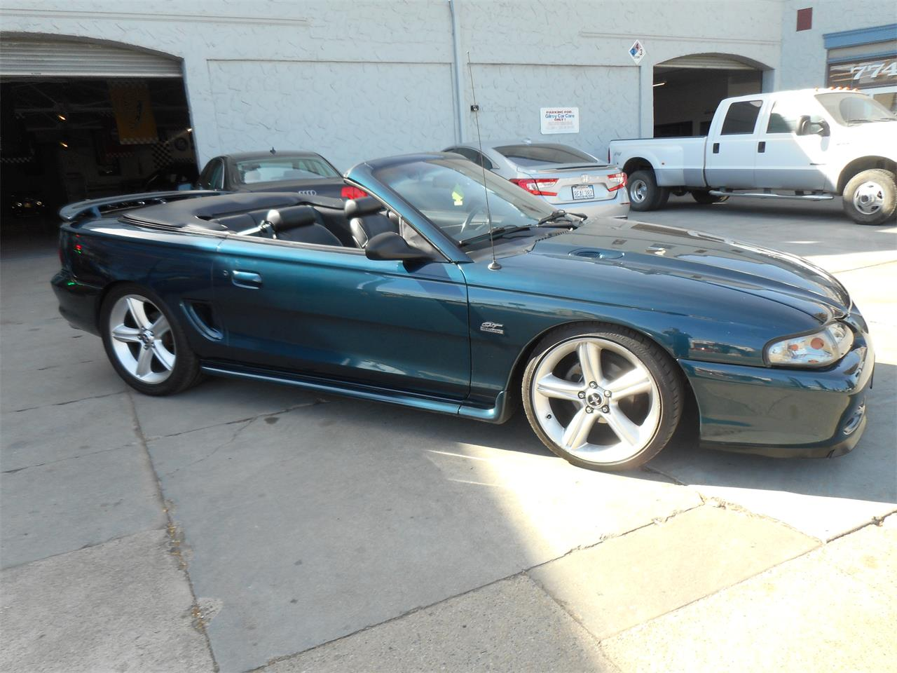 Large Picture of '95 Mustang - OUDV