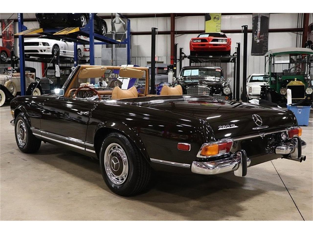 Large Picture of '70 280SL - OUEA