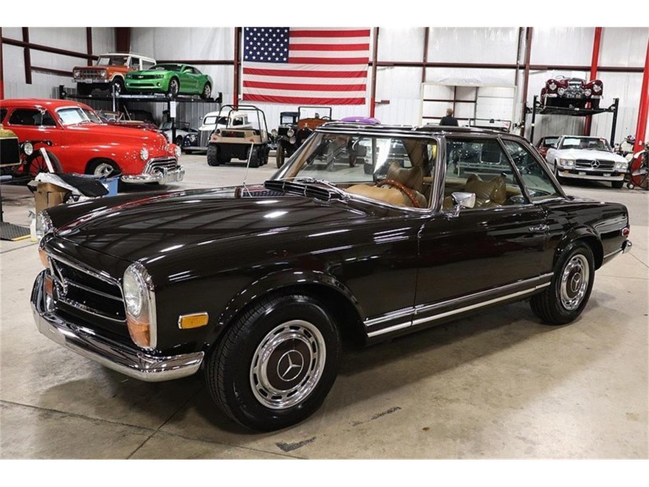 1971 Mercedes 280sl Wiring Diagram
