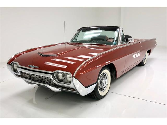 Picture of '63 Thunderbird - OUEW