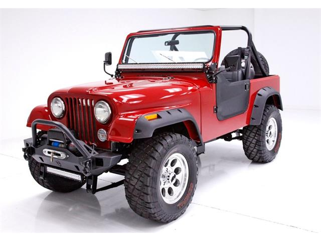 Picture of '79 CJ - OUEY