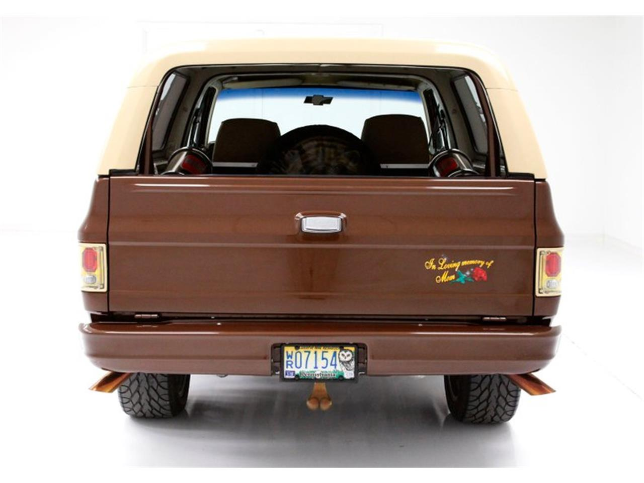 Used Food Trucks For Sale Under 5000 >> 1978 Chevrolet Blazer for Sale   ClassicCars.com   CC-1159173