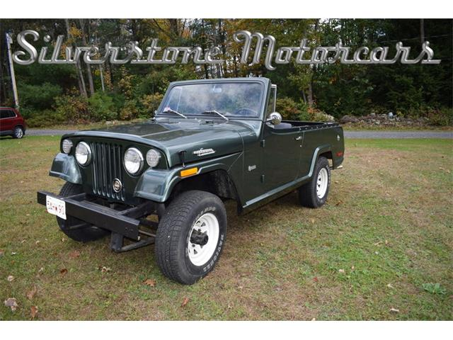 Picture of '72 Jeepster - OUFQ