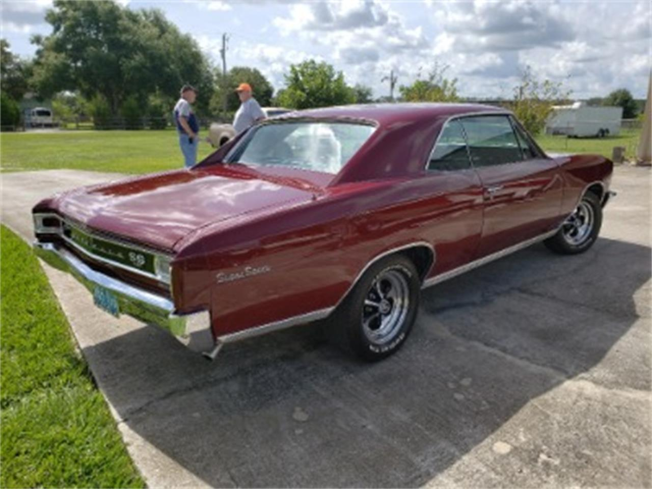 Large Picture of '66 Chevelle - OUFR