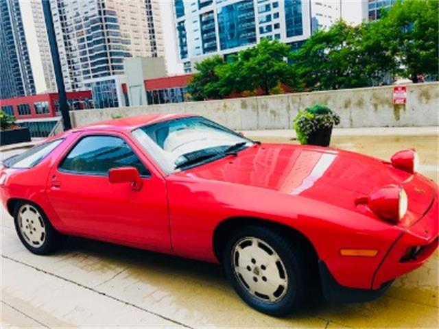 Picture of 1986 Porsche 928S located in Illinois Offered by  - OUFT