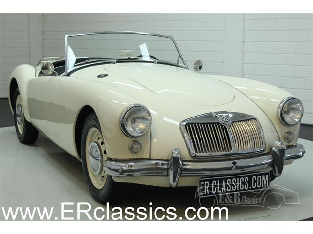 Picture of '58 MGA - OUFY