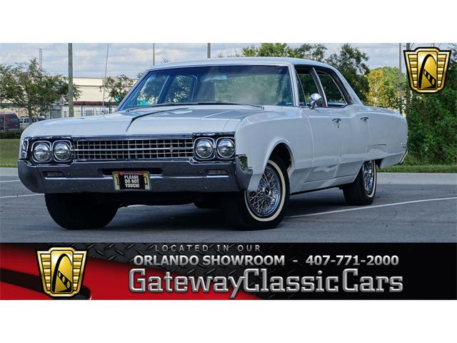 Picture of Classic 1966 Oldsmobile 98 located in Florida - $19,995.00 Offered by  - OUFZ