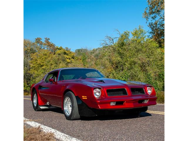 Picture of '76 Pontiac Firebird Trans Am located in St. Louis Missouri - $32,500.00 Offered by  - OUHE