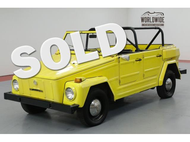 Picture of 1974 Volkswagen Thing located in Colorado Offered by  - OO28