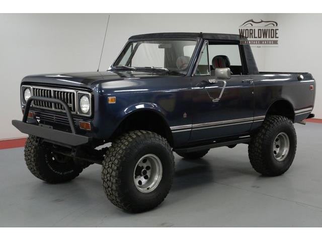 Picture of '73 Scout located in Denver  Colorado - $16,900.00 - OO29