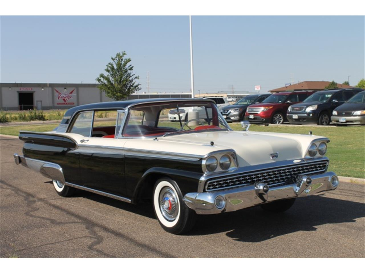 Large Picture of '59 Galaxie - OUJA
