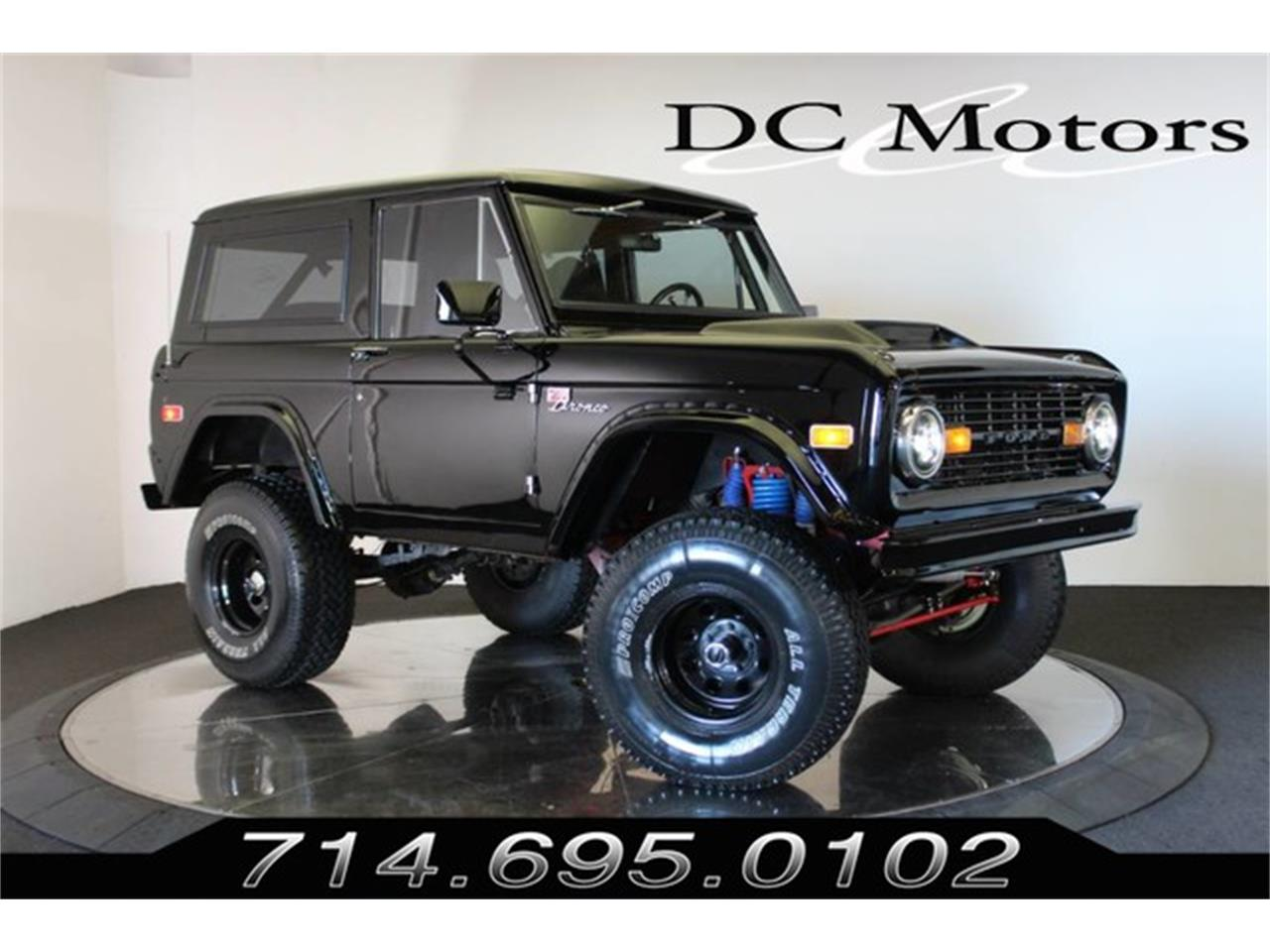 Large Picture of '71 Bronco - OUJJ