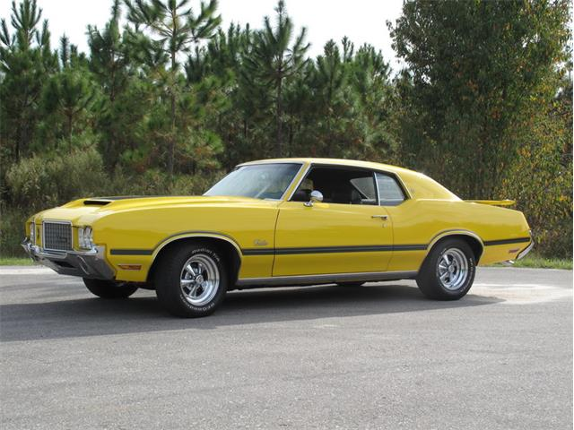 Picture of '72 Cutlass - OUK2