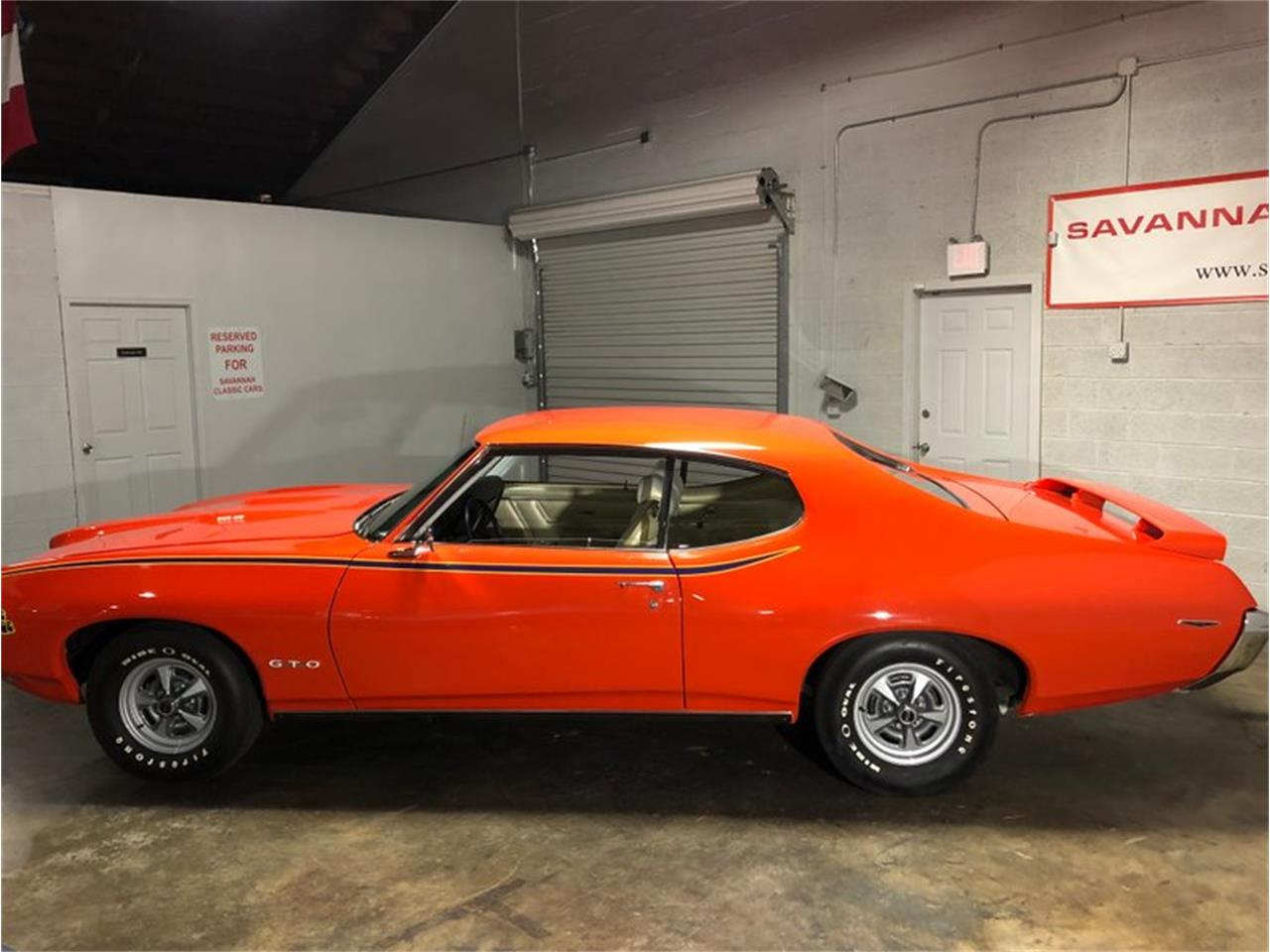 Large Picture of '69 GTO - OUKP