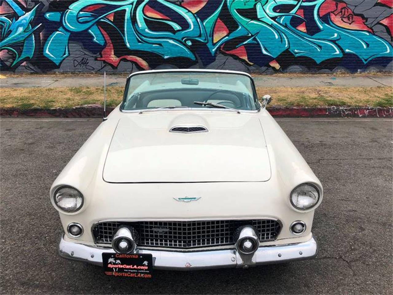 Large Picture of 1955 Ford Thunderbird located in Los Angeles California - $23,750.00 - OUKU