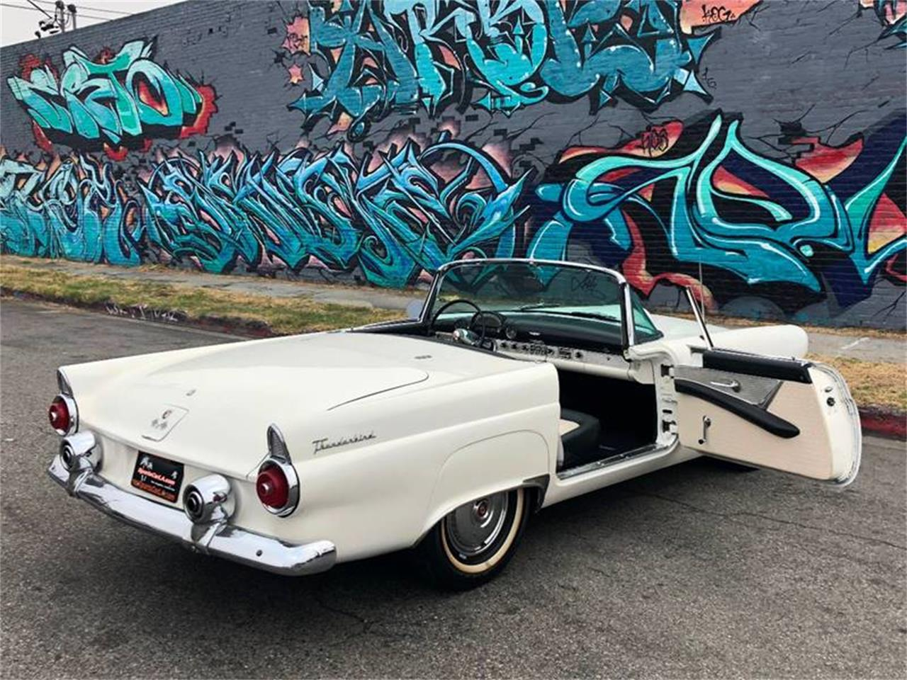 Large Picture of Classic '55 Ford Thunderbird located in Los Angeles California - OUKU