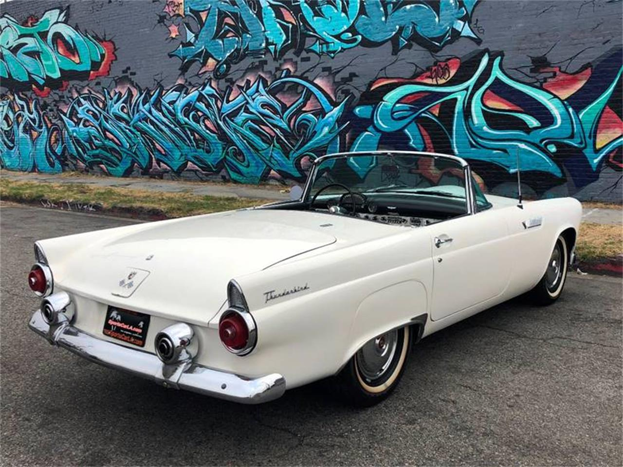 Large Picture of Classic 1955 Ford Thunderbird located in California - OUKU