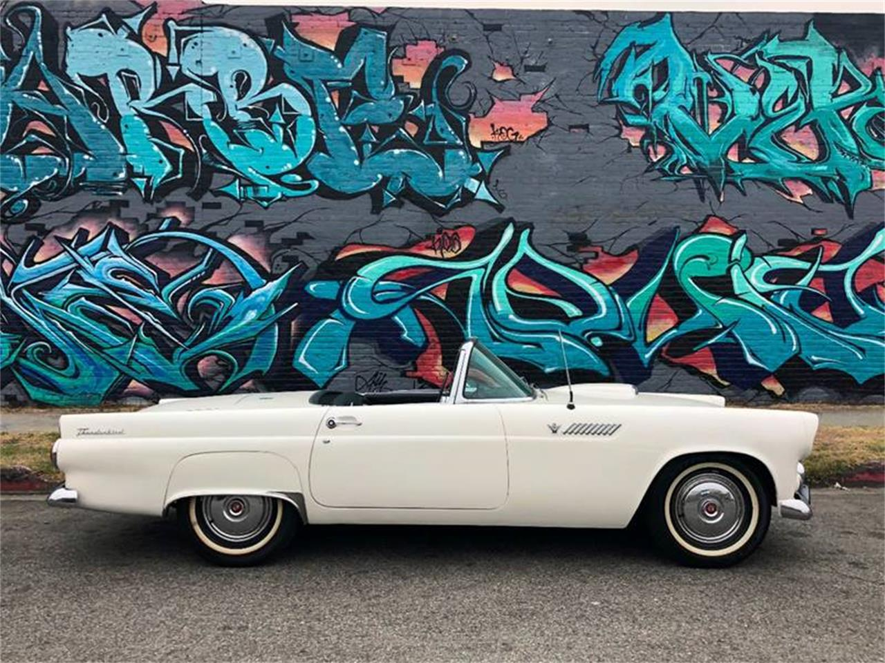 Large Picture of 1955 Ford Thunderbird located in California - OUKU