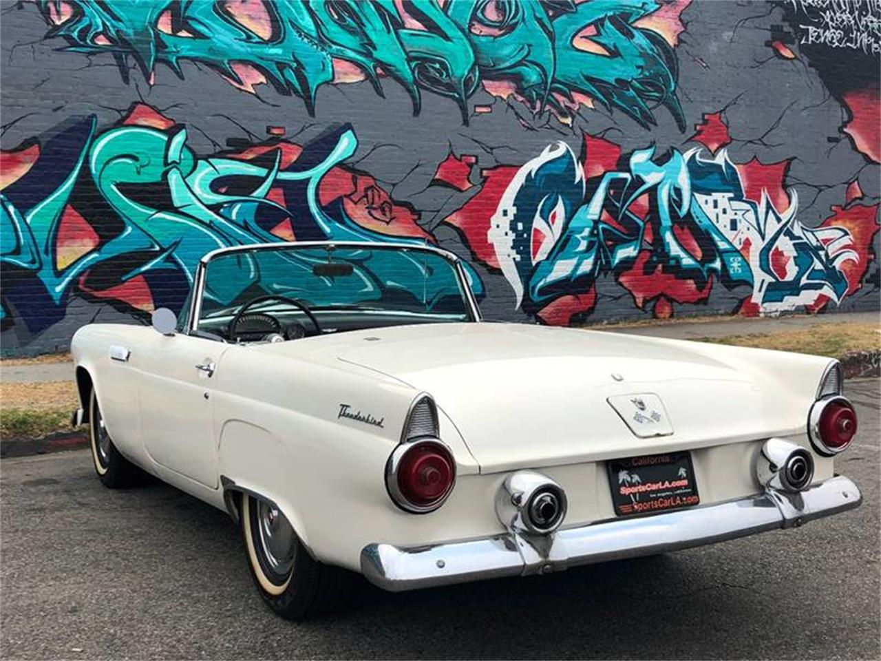 Large Picture of Classic '55 Thunderbird located in California - OUKU
