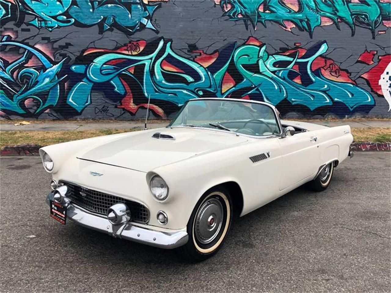 Large Picture of Classic 1955 Ford Thunderbird located in Los Angeles California Offered by Sports Car LA - OUKU