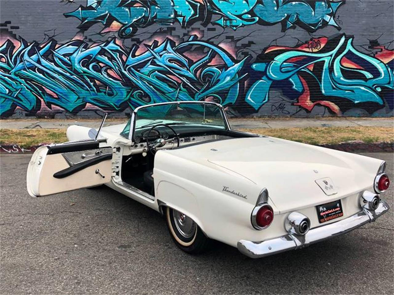 Large Picture of Classic 1955 Ford Thunderbird - $23,750.00 - OUKU
