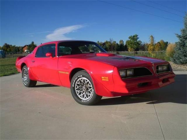 Picture of '78 Firebird Trans Am - OO2I