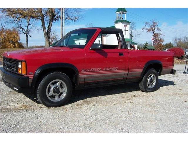 Picture of '89 Dakota - OULH