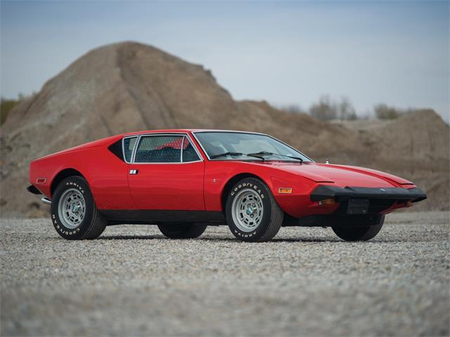 Picture of '74 Pantera - OULO
