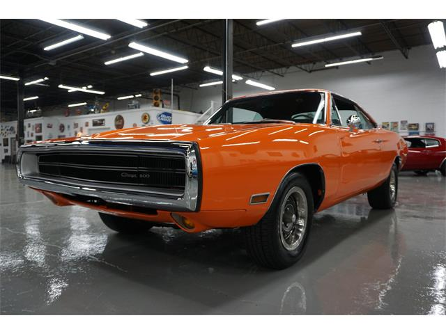Picture of '70 Charger - OULU