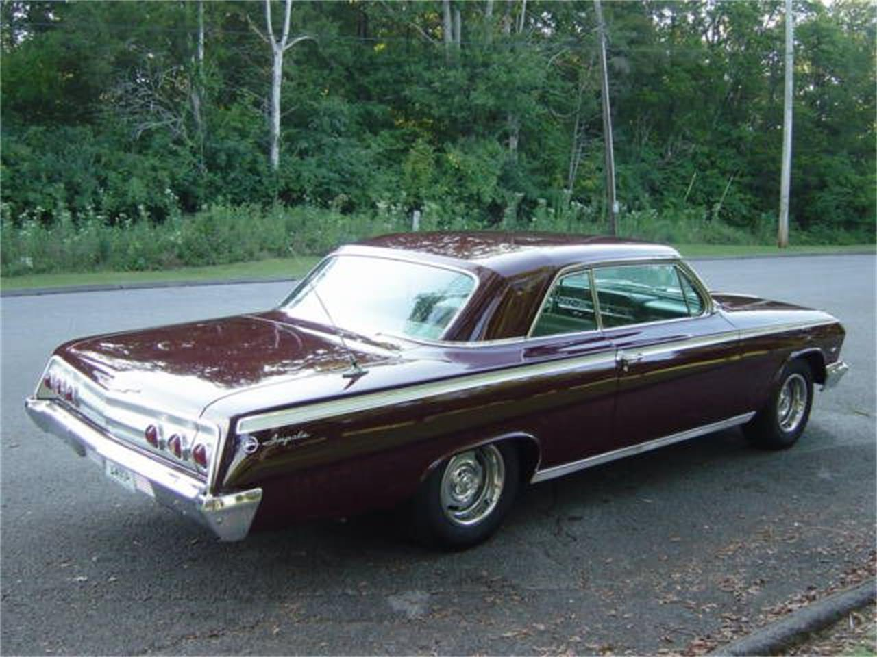 Large Picture of '62 Impala - OULV
