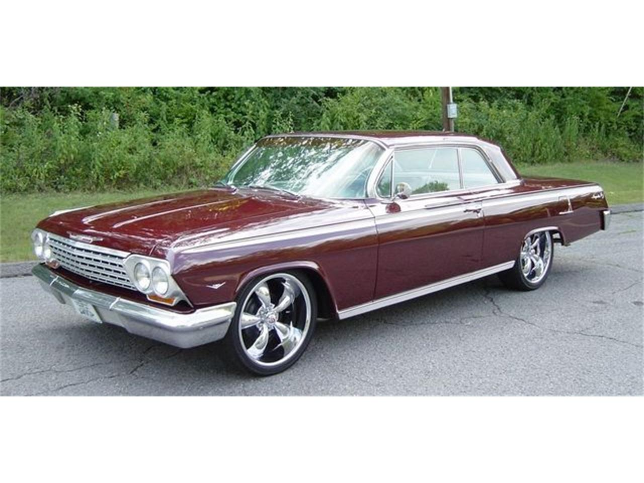 Large Picture of Classic '62 Impala located in Hendersonville Tennessee - $23,900.00 Offered by Maple Motors - OULV