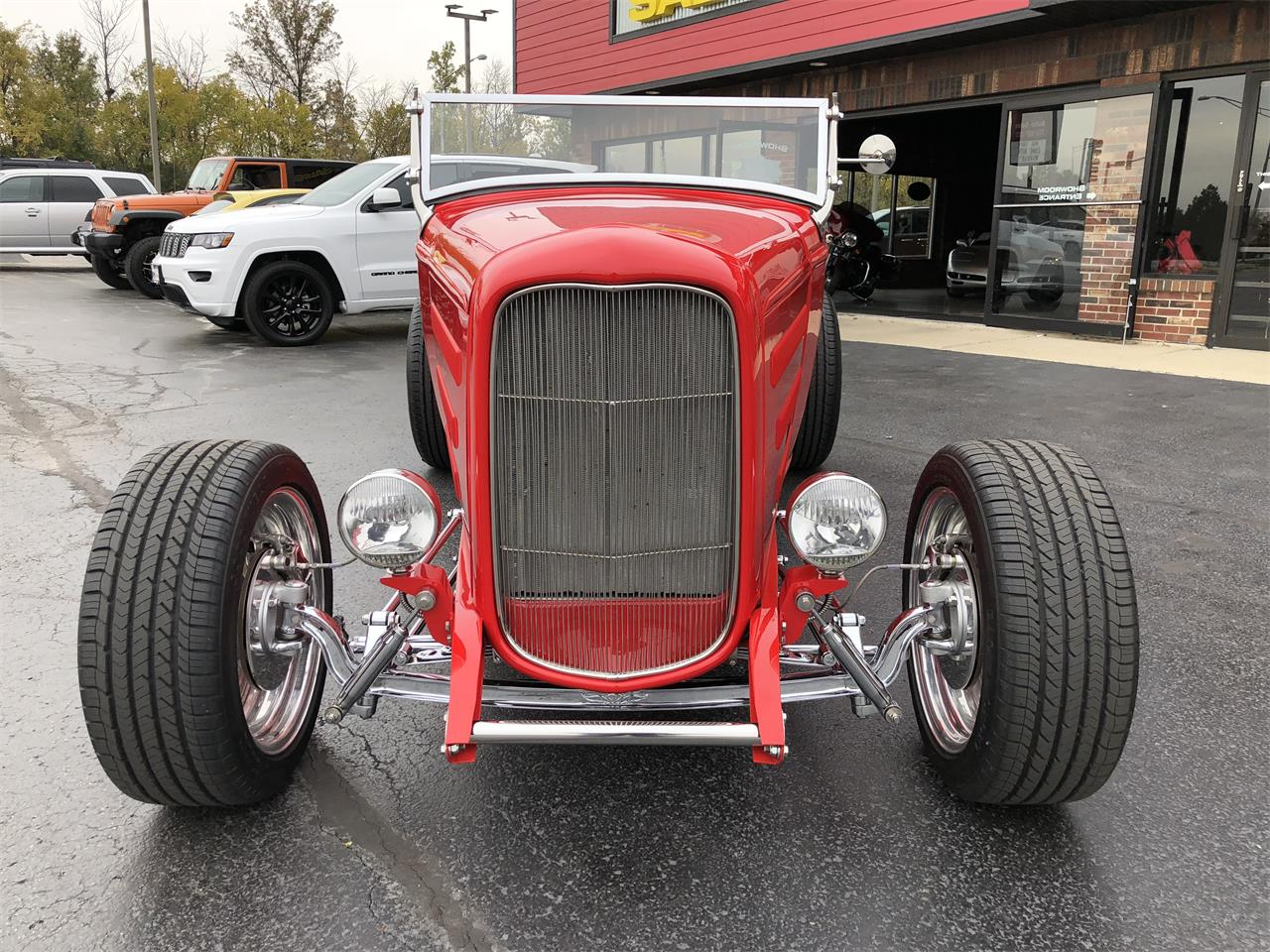 Large Picture of '32 Ford Roadster - $42,900.00 Offered by a Private Seller - OUMC