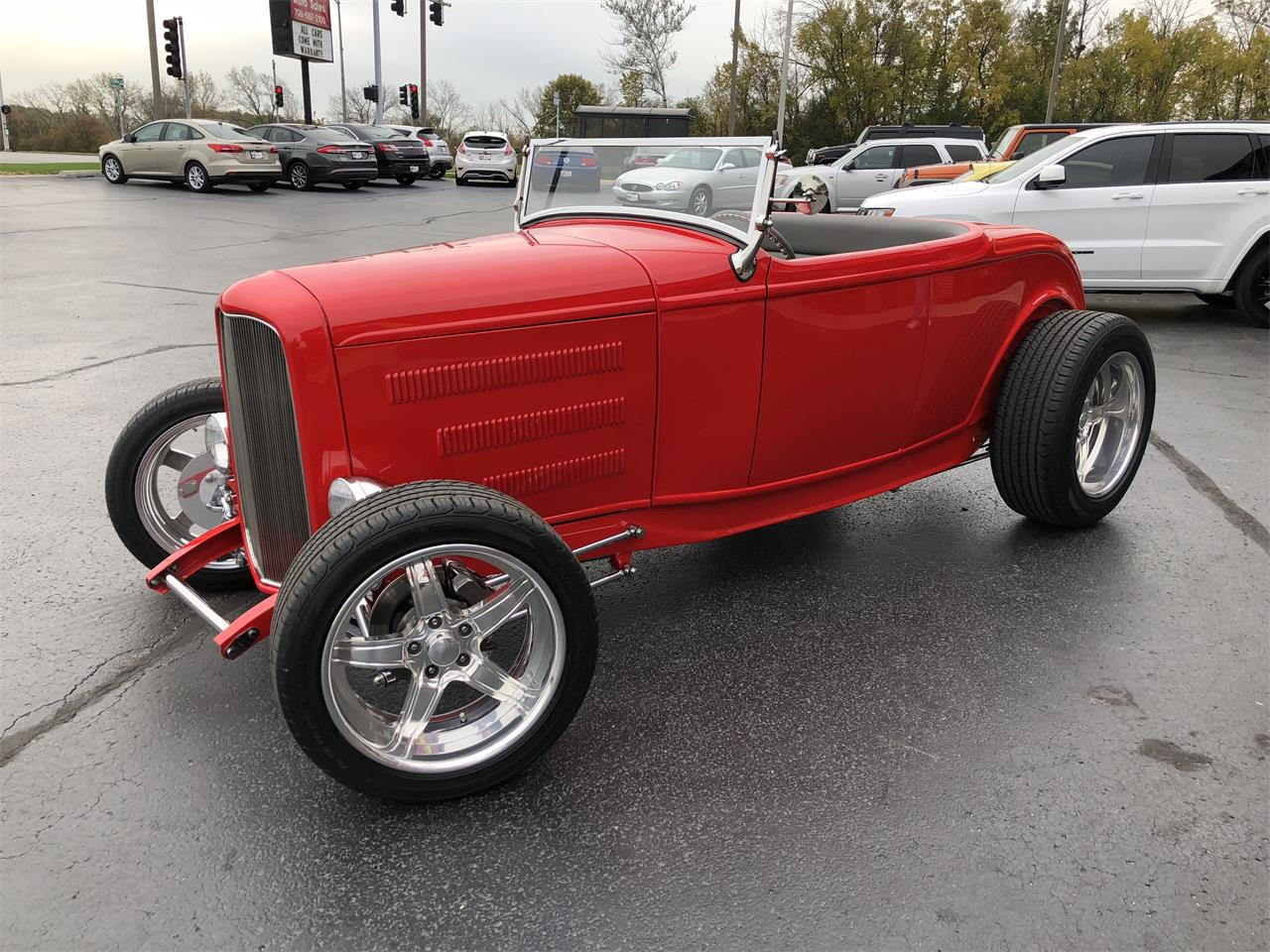 Large Picture of '32 Roadster located in Illinois - $42,900.00 - OUMC