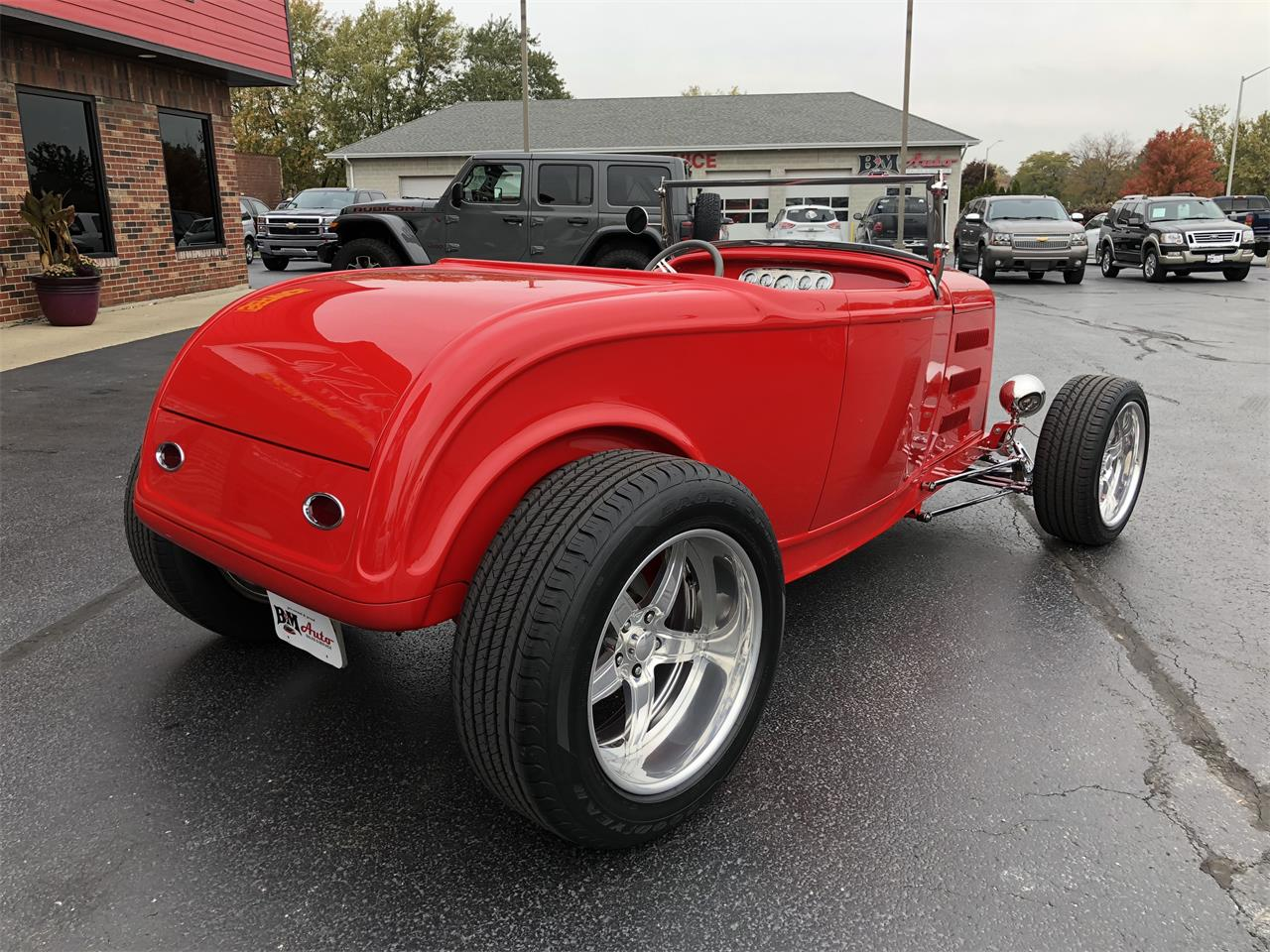 Large Picture of '32 Roadster located in Illinois Offered by a Private Seller - OUMC