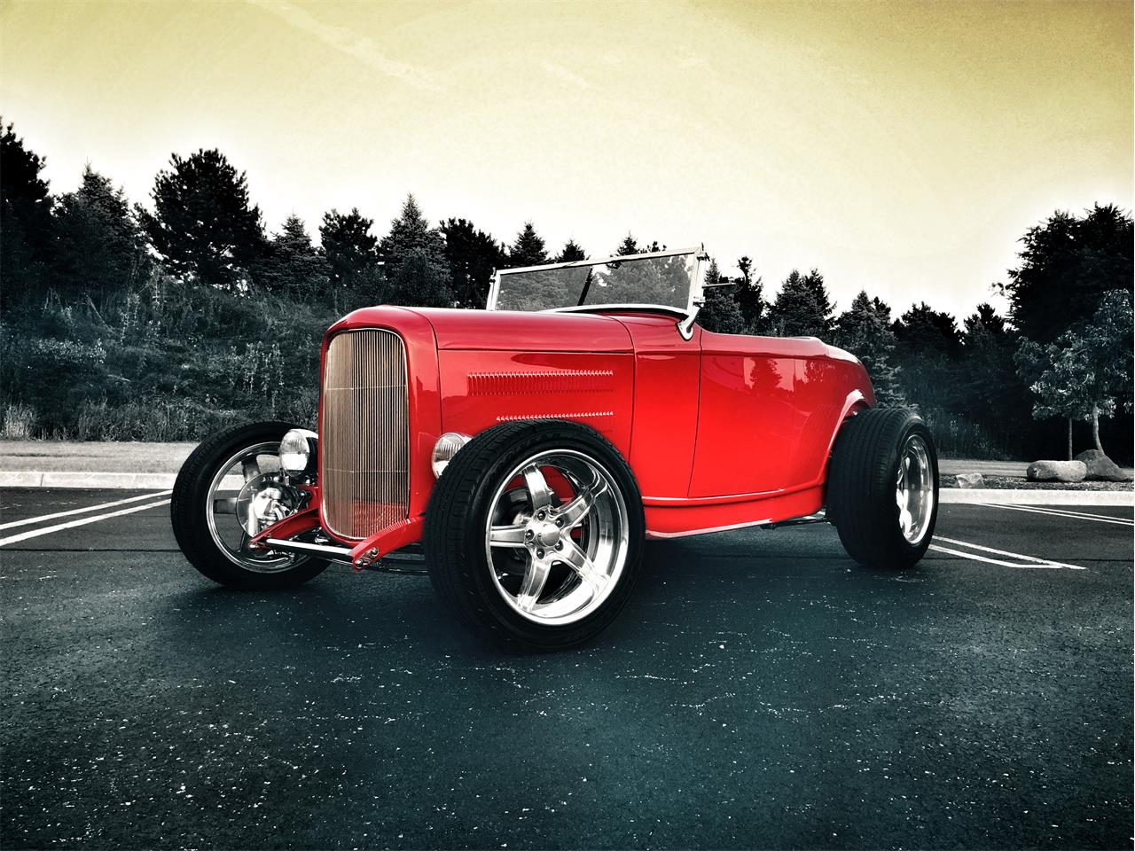 Large Picture of Classic '32 Ford Roadster - $42,900.00 Offered by a Private Seller - OUMC