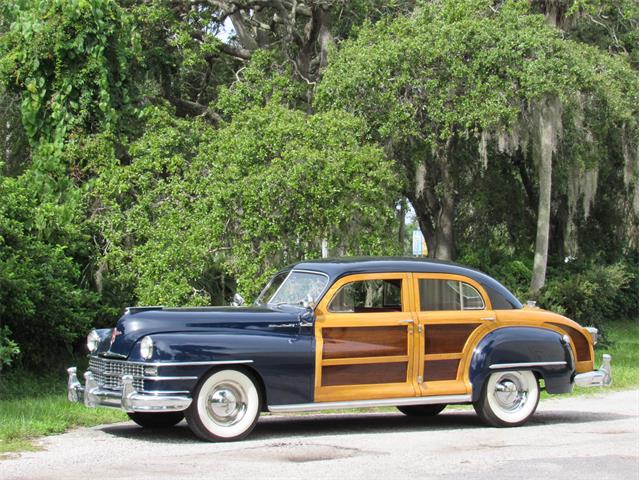 Picture of 1948 Chrysler Town & Country - OUMG