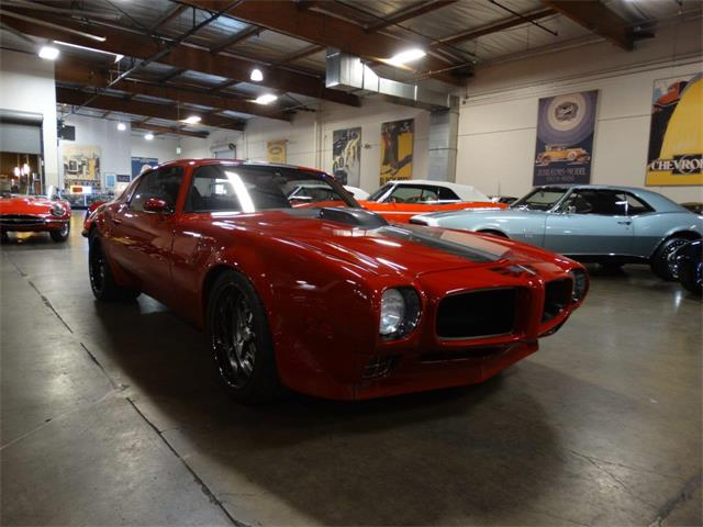 Picture of '73 Firebird - OUMS