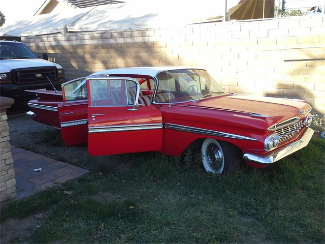 Picture of '59 Impala - OUN4