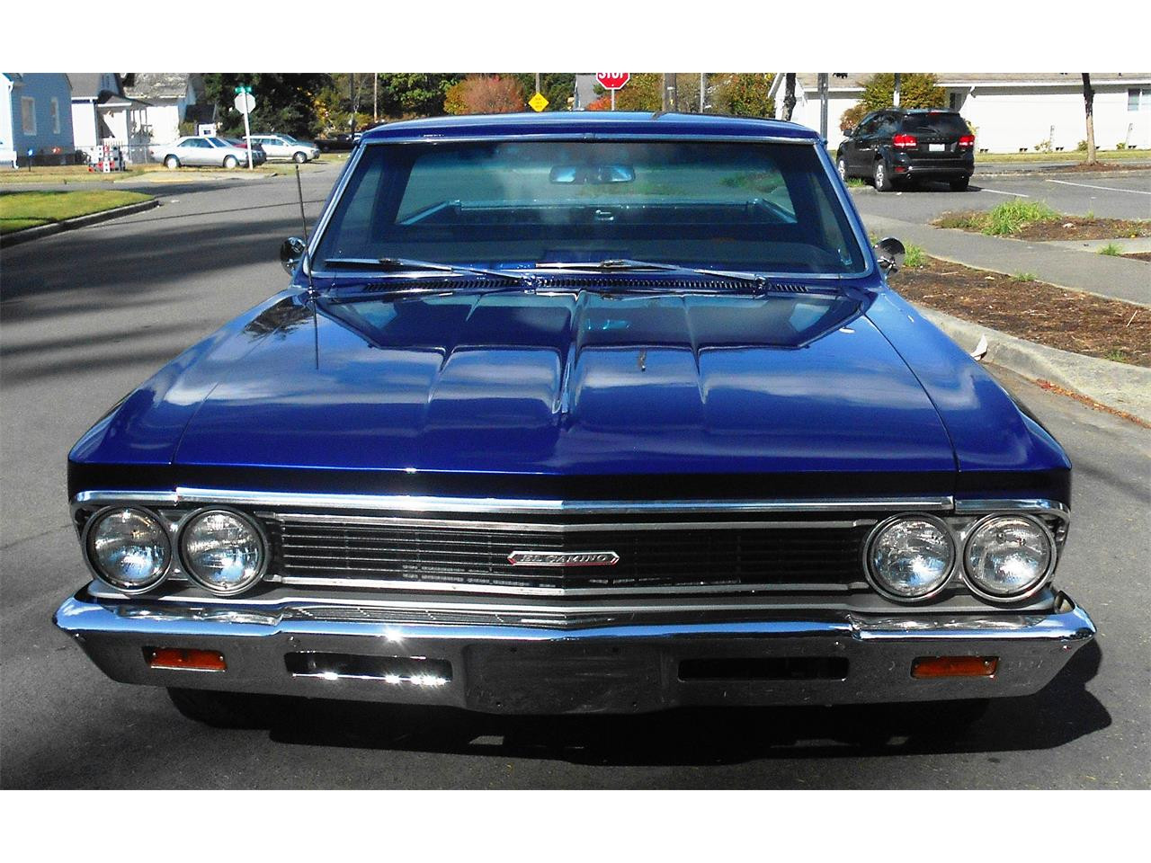 Large Picture of Classic 1966 Chevrolet El Camino located in Washington Offered by Austin's Pro Max - OUN6